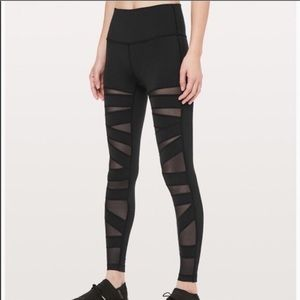 Lululemon Wonder Under High-Rise Tech Tights